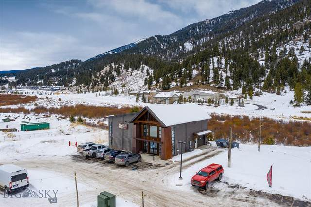 1567 Lone Mountain Trail, Big Sky, MT 59716 (MLS #354522) :: L&K Real Estate