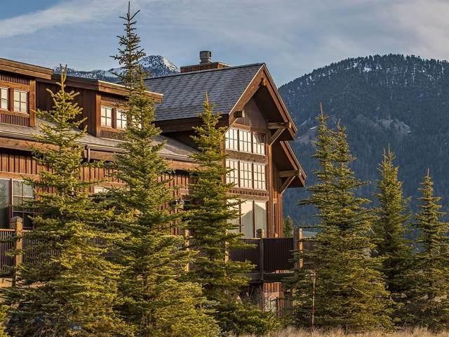 38 Moose Hill Road #38, Big Sky, MT 59716 (MLS #354538) :: L&K Real Estate
