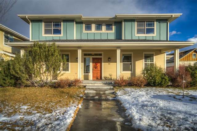 140 Stafford Avenue, Bozeman, MT 59718 (MLS #354540) :: L&K Real Estate
