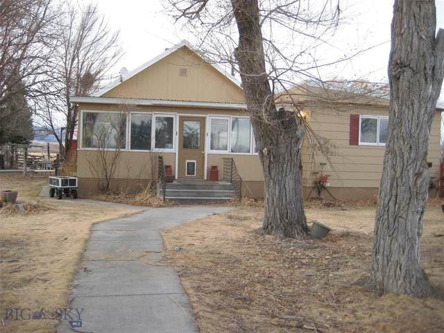 332 Piedmont Road, Whitehall, MT 59759 (MLS #354541) :: Hart Real Estate Solutions