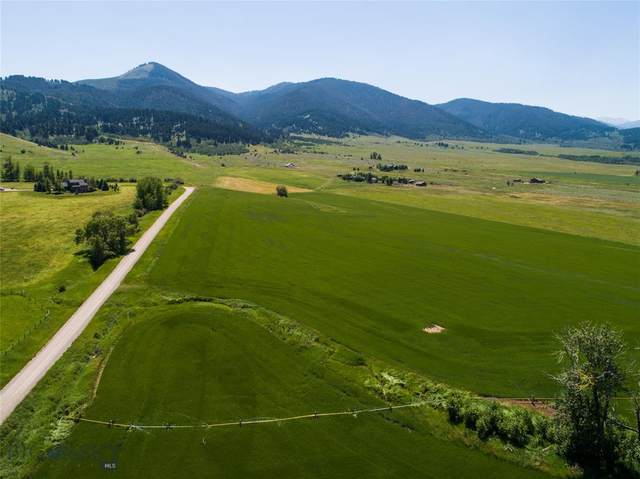 TBD E Williams Road, Gallatin Gateway, MT 59730 (MLS #354558) :: Montana Home Team
