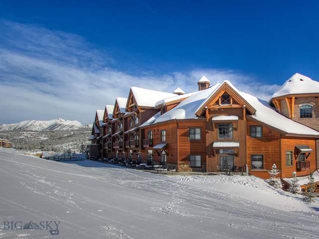 48 Big Sky Resort Rd 220-D, Big Sky, MT 59716 (MLS #354582) :: Black Diamond Montana