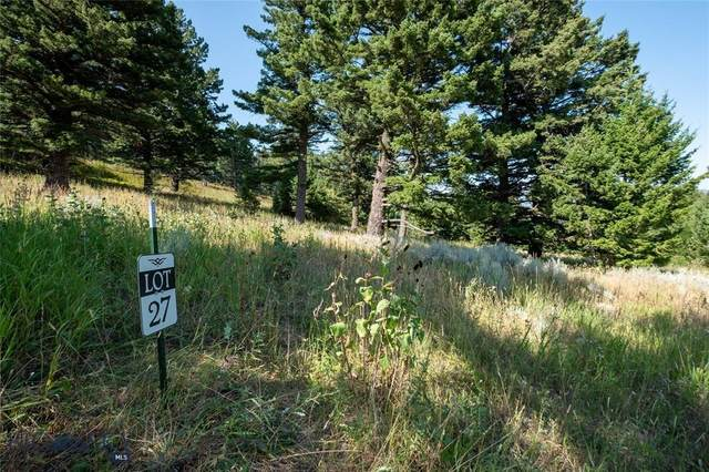 Lot 27 Claim Creek Road, Bozeman, MT 59715 (MLS #354598) :: Coldwell Banker Distinctive Properties