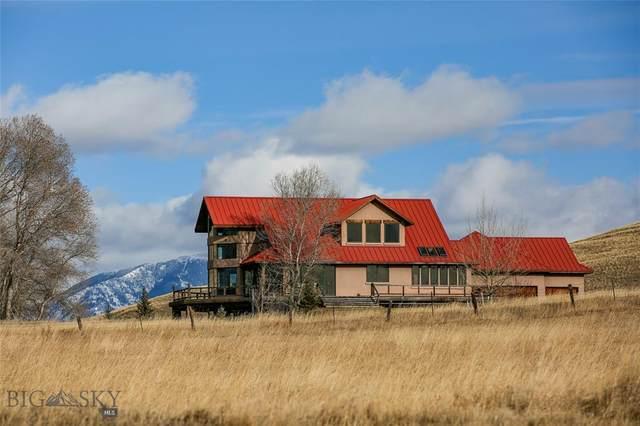 172 E Shields River Road E, Livingston, MT 59047 (MLS #354605) :: L&K Real Estate