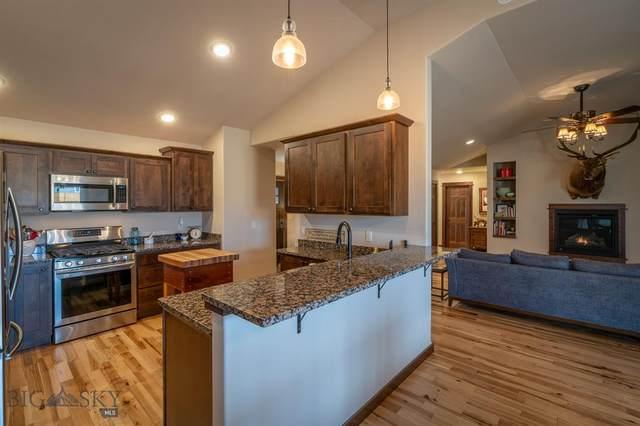1101 Fort Mandan, Livingston, MT 59047 (MLS #354614) :: L&K Real Estate