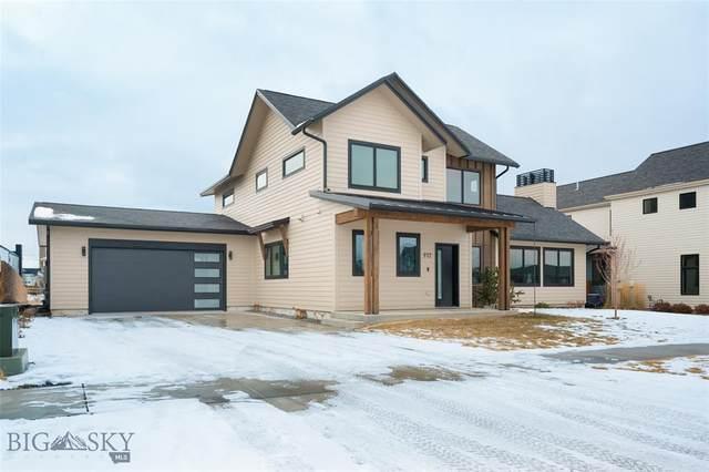 917 Windrow Drive, Bozeman, MT 59718 (MLS #354615) :: Montana Home Team