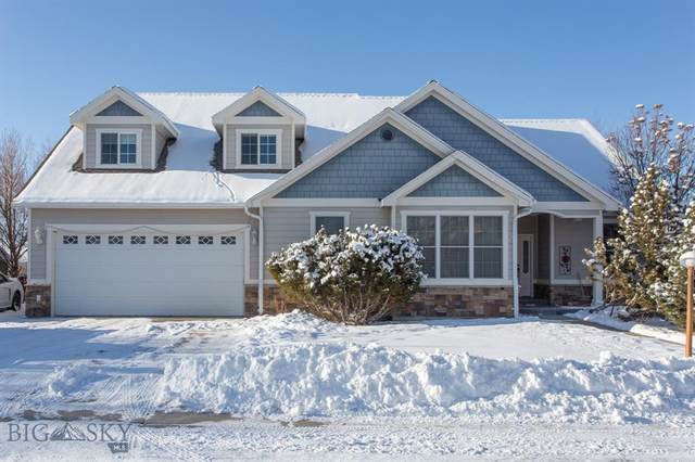 337 Annie Glade, Bozeman, MT 59718 (MLS #354634) :: L&K Real Estate