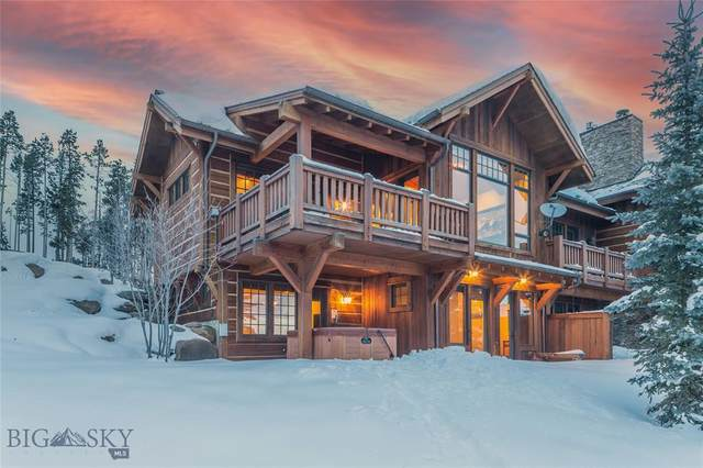 5A Big View Drive A-2, Big Sky, MT 59716 (MLS #354637) :: Montana Home Team