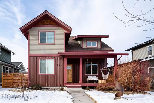 93 Stafford Avenue, Bozeman, MT 59718 (MLS #354642) :: Hart Real Estate Solutions