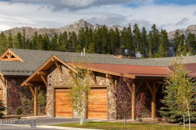 83B Mountain Loop Road, Big Sky, MT 59716 (MLS #354656) :: Montana Home Team