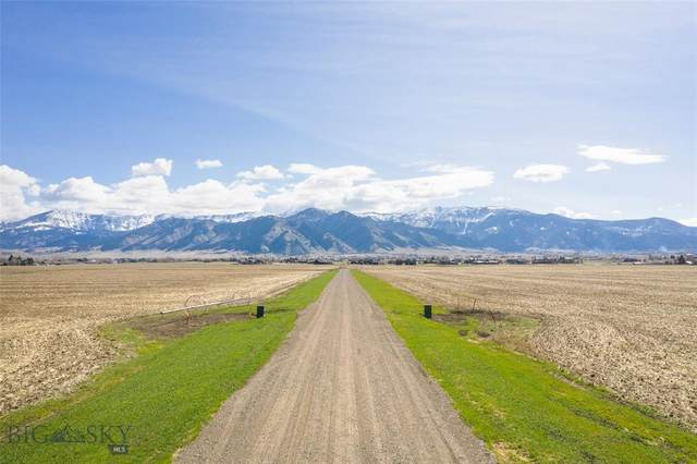 Tract 6 Spain Bridge Ranch Rd., Belgrade, MT 59714 (MLS #354721) :: Montana Home Team