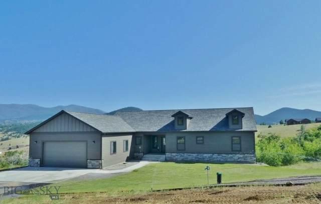 122 Meadowlark Trail, Jefferson City, MT 59638 (MLS #354723) :: Montana Home Team