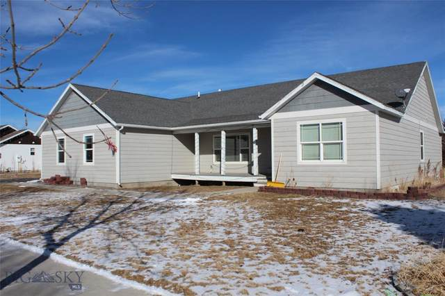451 Red Barn Drive, Belgrade, MT 59714 (MLS #354741) :: Montana Home Team