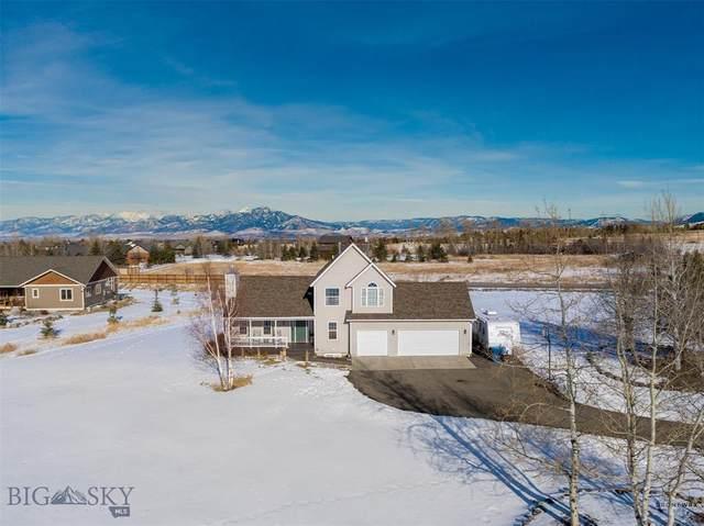 40 Forest Creek, Bozeman, MT 59718 (MLS #354753) :: Montana Home Team