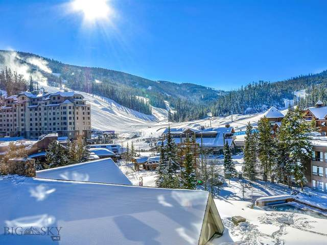 40 Big Sky Resort Road Unit 1962, Big Sky, MT 59716 (MLS #354764) :: Montana Home Team