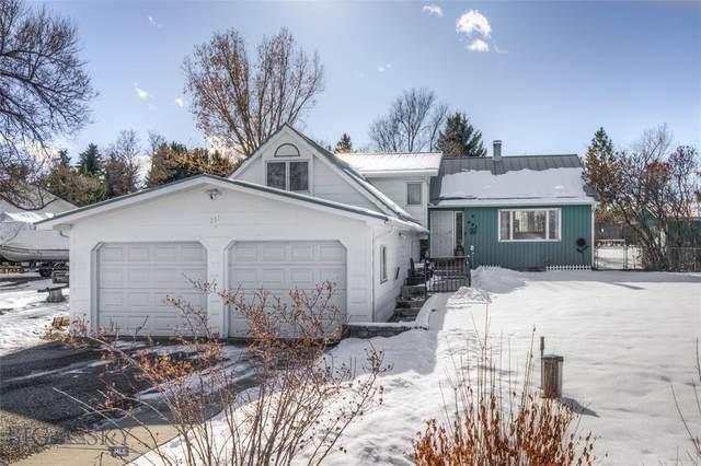 231 Coulee Drive, Bozeman, MT 59718 (MLS #354773) :: L&K Real Estate