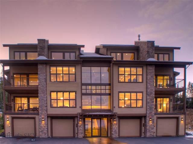 137 Beaverhead Trail, #401, Big Sky, MT 59716 (MLS #354779) :: L&K Real Estate