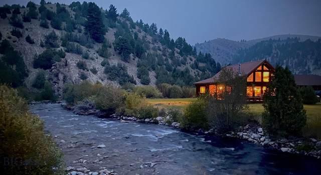 29 Buckskin Lane, Philipsburg, MT 59858 (MLS #354788) :: Montana Home Team