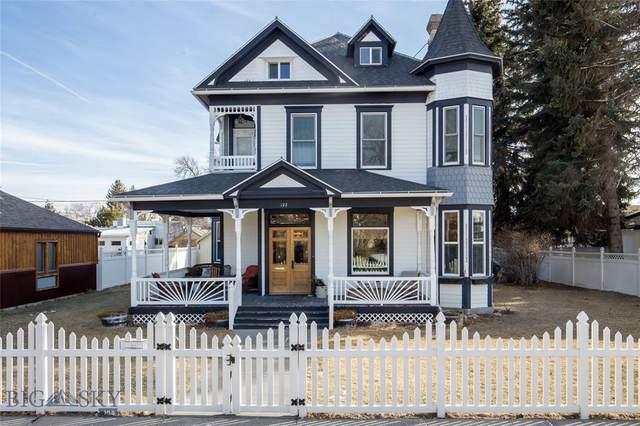 122 S Washington Street, Dillon, MT 59725 (MLS #354789) :: Montana Home Team