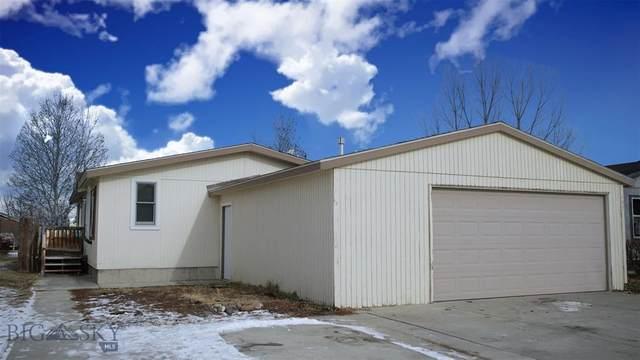 157 W Magnolia Drive, Belgrade, MT 59714 (MLS #354790) :: L&K Real Estate