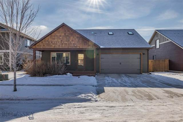 3782 Pipestone Street, Bozeman, MT 59718 (MLS #354813) :: L&K Real Estate