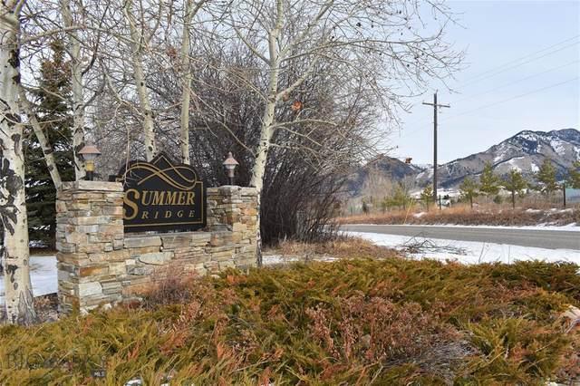 TBD Sky Crest Drive, Bozeman, MT 59715 (MLS #354815) :: Hart Real Estate Solutions