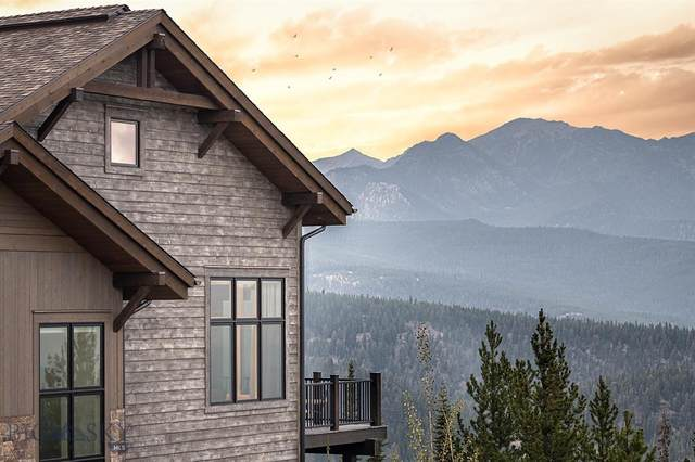 14 Pale Morning Spur, Big Sky, MT 59716 (MLS #354822) :: L&K Real Estate