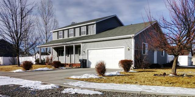 801 Dimaggio Drive, Belgrade, MT 59714 (MLS #354824) :: Hart Real Estate Solutions