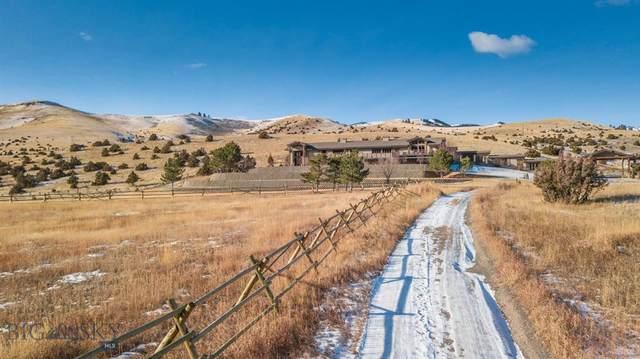 273, 283 Trail Creek Road, Livingston, MT 59047 (MLS #354848) :: Montana Life Real Estate