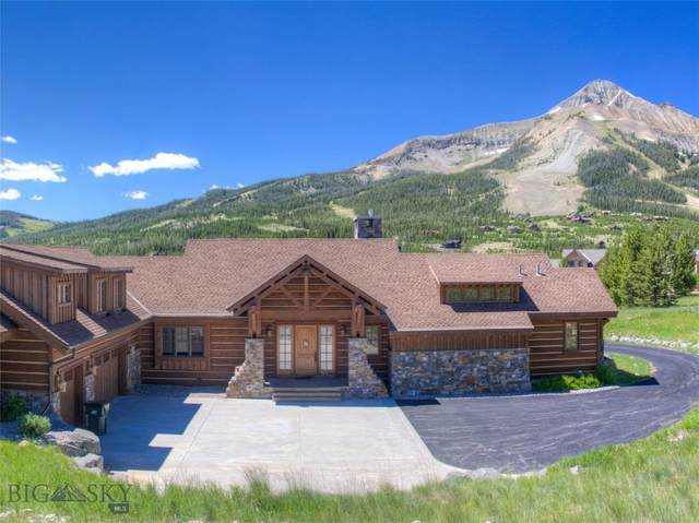 15 White Grass Road, Big Sky, MT 59716 (MLS #354852) :: L&K Real Estate