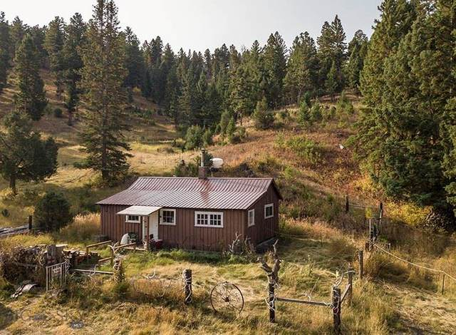 155 Mol Heron Creek Road, Gardiner, MT 59030 (MLS #354865) :: Montana Life Real Estate