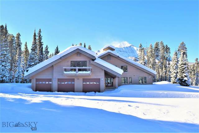 16 Mountain Trail Rd, Ulery's Lakes Lot 1, Big Sky, MT 59730 (MLS #354881) :: L&K Real Estate