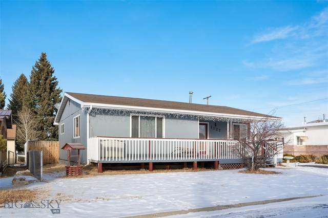 1127 Schley Avenue, Butte, MT 59701 (MLS #354926) :: Coldwell Banker Distinctive Properties