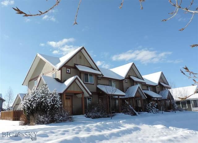 509 Ferguson Unit B B, Bozeman, MT 59718 (MLS #354931) :: Hart Real Estate Solutions