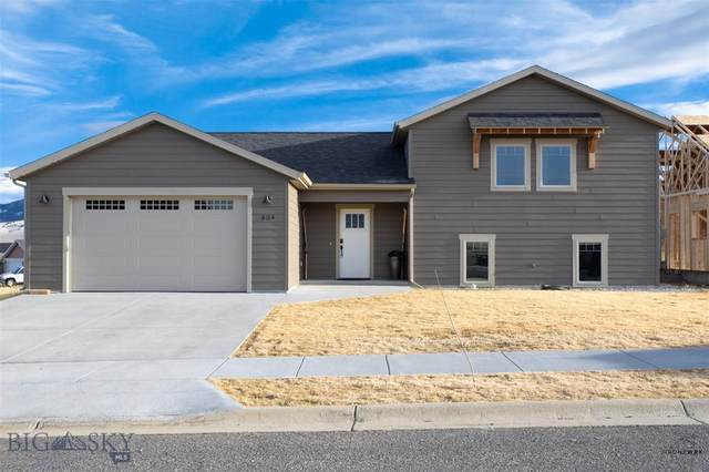 804 Gibson Circle, Livingston, MT 59047 (MLS #354934) :: Hart Real Estate Solutions