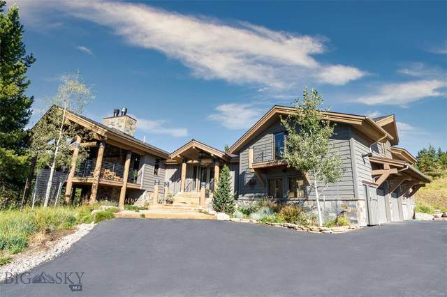 24 White Otter, Big Sky, MT 59716 (MLS #354967) :: Montana Life Real Estate