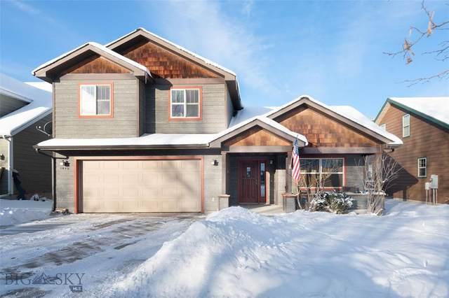 1015 Buckrake Avenue, Bozeman, MT 59718 (MLS #354969) :: Hart Real Estate Solutions