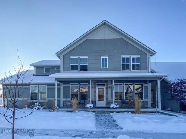 2205 Lasso, Bozeman, MT 59718 (MLS #354982) :: L&K Real Estate