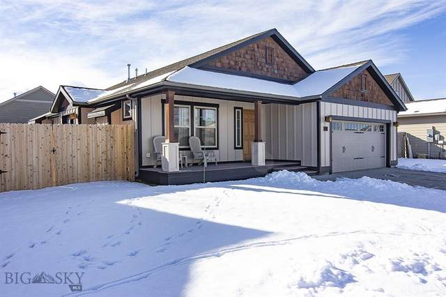 136 Cedar Shade Lane, Bozeman, MT 59718 (MLS #354987) :: L&K Real Estate