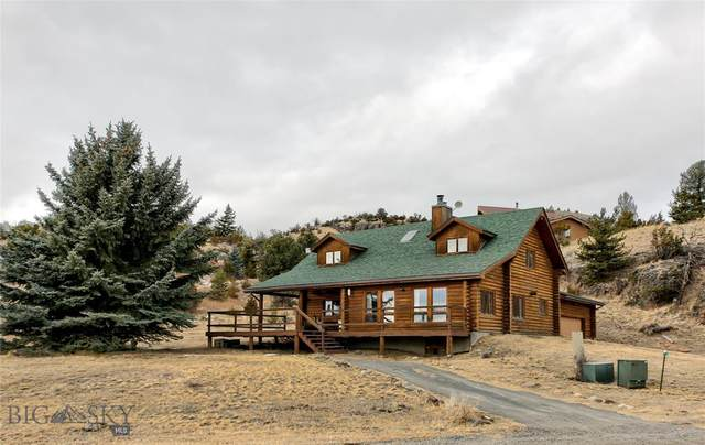 25 Gemini Road, Emigrant, MT 59027 (MLS #354992) :: L&K Real Estate