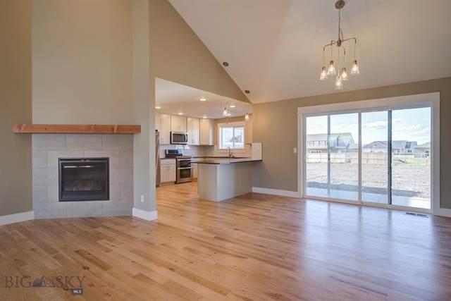 37 Marten Peak Court, Bozeman, MT 59718 (MLS #355010) :: L&K Real Estate
