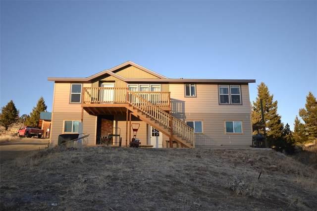 182 Lower Rader Creek Road Road, Whitehall, MT 59759 (MLS #355017) :: Montana Life Real Estate