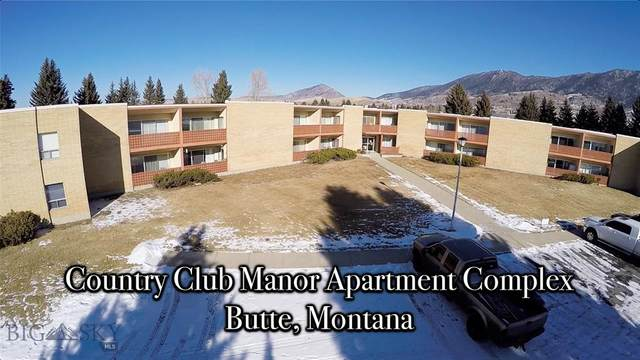 100 Country Club Lane, Butte, MT 59701 (MLS #355024) :: L&K Real Estate
