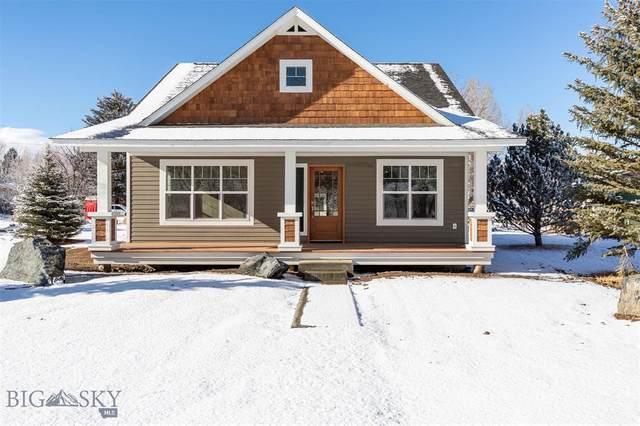 411 Broadway Street, Willow Creek, MT 58760 (MLS #355027) :: Montana Life Real Estate