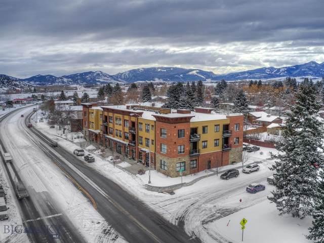 1010 E Main Street #205, Bozeman, MT 59715 (MLS #355034) :: L&K Real Estate