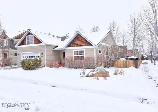 3033 Caterpillar Street, Bozeman, MT 59718 (MLS #355036) :: Hart Real Estate Solutions