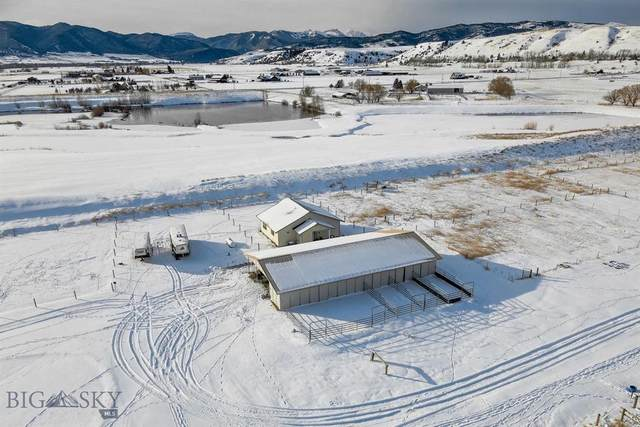 1683 Cottontail, Gallatin Gateway, MT 59730 (MLS #355046) :: Montana Home Team