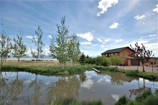 221 Hayfieild Loop Trail, Ennis, MT 59729 (MLS #355105) :: L&K Real Estate