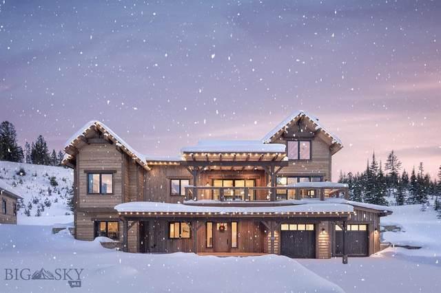 516 Outlook Trail, Highlands #39, Big Sky, MT 59716 (MLS #355108) :: Berkshire Hathaway HomeServices Montana Properties