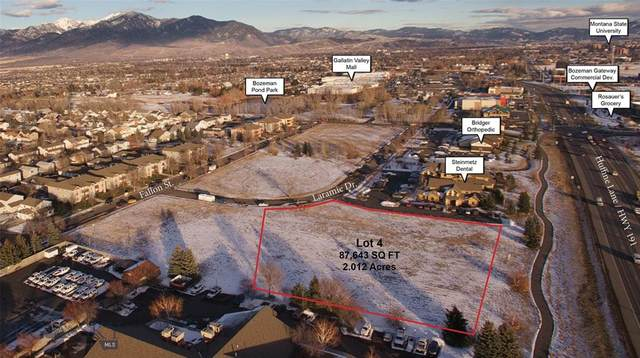 707 Laramie Drive, Bozeman, MT 59715 (MLS #355124) :: L&K Real Estate